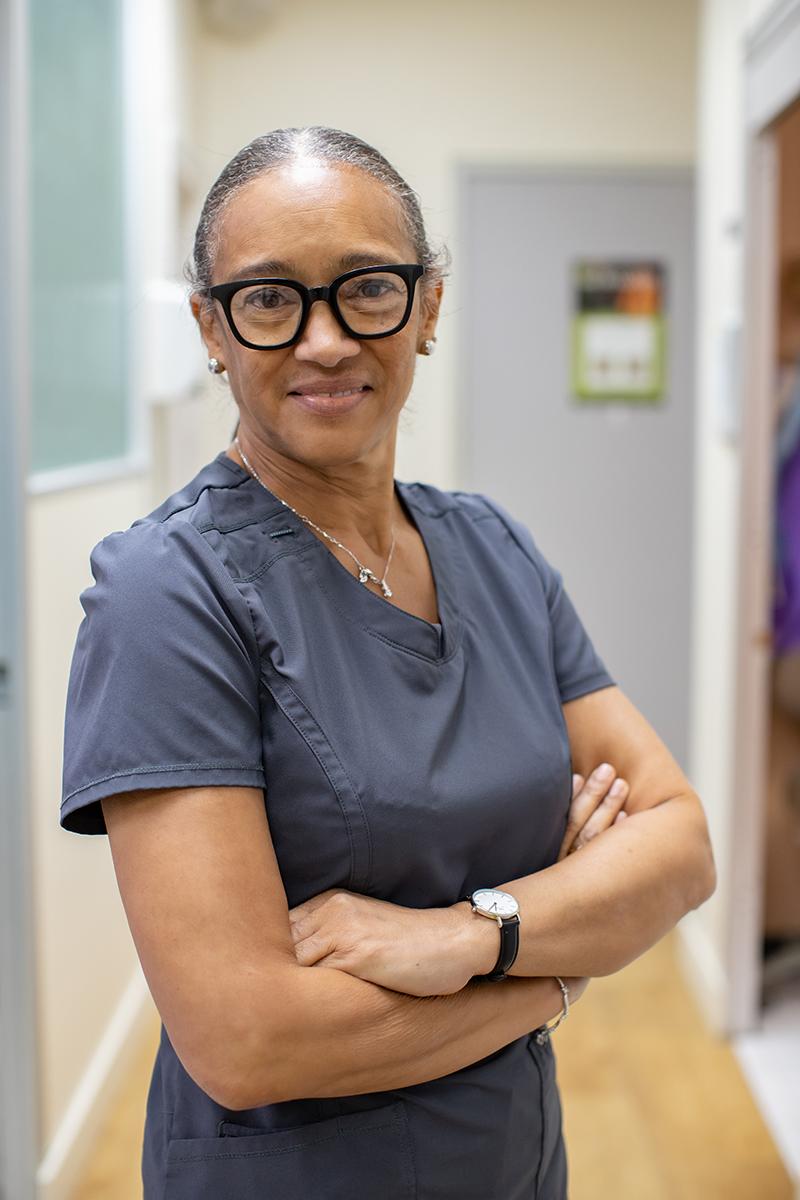 Dr. Aleesha Maybury